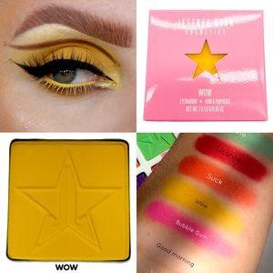 Jeffree Star Cosmetics Single Eyeshadow Wow
